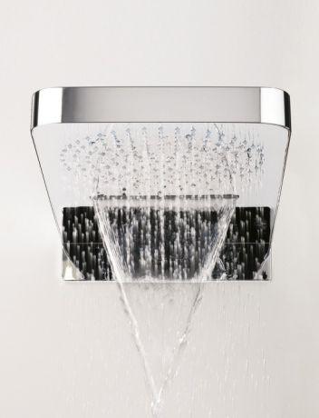 Crosswater Revive Waterfall Fixed Shower Head