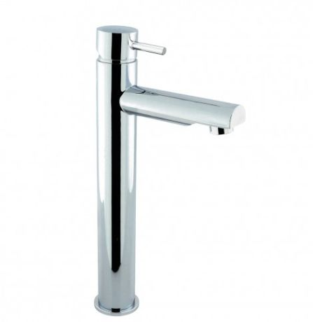 Crosswater Kai Lever Basin Tall Monobloc Fixed Spout without Waste
