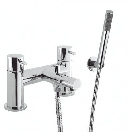 Crosswater Kai Lever Bath Shower Mixer with Kit +  legs