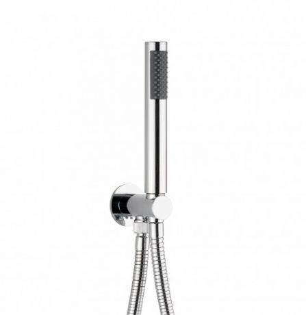 Crosswater Designer Wall Outlet with Hose and Handset Bracket - SK963C