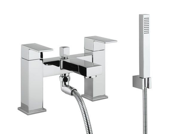 Crosswater Verge Bath Shower Mixer - Chrome