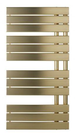 Just Taps CLEO Radiator Brushed Brass 1080 X 550