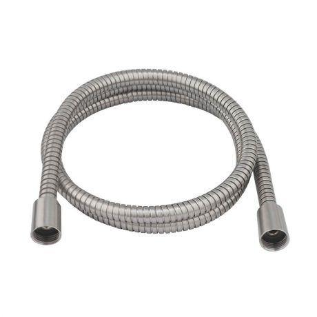 Crosswater MPRO Shower Hose 1500mm - Stainless Steel Effect