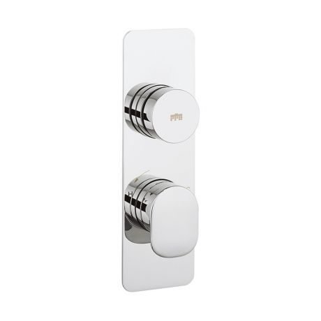 Crosswater Dial Pier Thermostatic Shower Valve