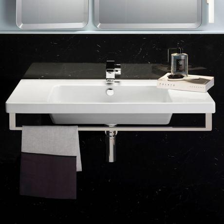 GSI Norm 90 Wall Hung Wash Basin