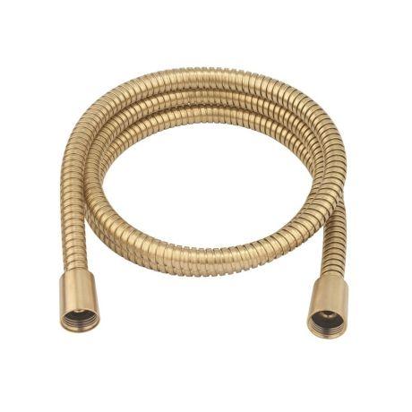 Crosswater MPRO Shower Hose 1500mm - Brushed Brass