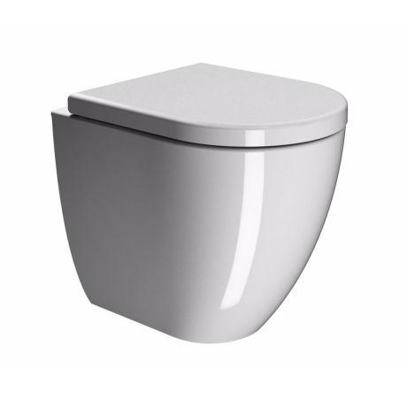 GSI Pura 50 Back To Wall WC & Soft Close Seat