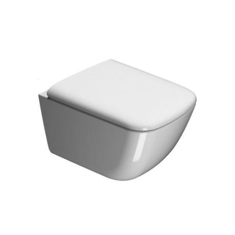GSI Sand 50 Wall Hung Toilet & Soft Close Seat