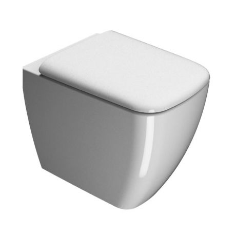 GSI Sand 55 Back To Wall Toilet & Soft Close Seat
